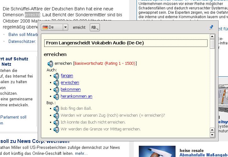 Goldendict便携版外加100部世界语词典- 远景论坛- 微软极客社区- Powered